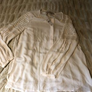 NWT Loft tunic top